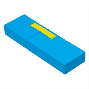 ナカバヤシ ディスプレイペンケース Mサイズ ブルー PCN-DP02BL