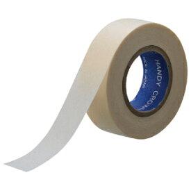 ハンディ・クラウン 養生 マスキングテープ 塗装用 白 18mm×18m
