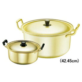 アカオアルミ しゅう酸実用鍋 30cm AZT04030