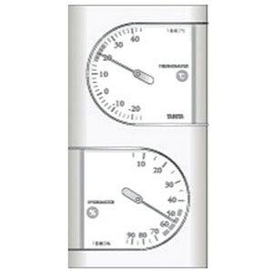 TANITA タニタ 温湿度計 TT-518PR BOVD001