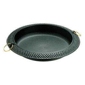 トキワ 鉄すきやき鍋 あられ 24cm QSK37