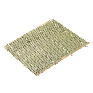 萬洋 木製 角セイロ用 竹スダレ 42cm用 WSI03042
