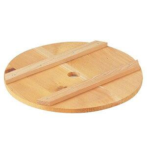 雅漆工芸 木製押蓋(サワラ) 30cm AOS01030