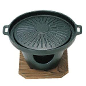 三和精機製作所 (S) 卓上焼ミニ皿セット ジンギスカン QTK19