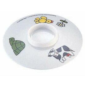 関東プラスチック工業 メラミンお子様食器 「ミッフィー」 飯椀 蓋 CM-17 RMSE8