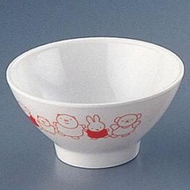 関東プラスチック工業 メラミンお子様用弁当シリーズ ミッフィー CM-1P 飯椀 RMSL101