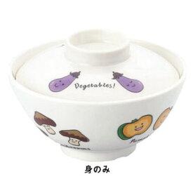 メラミンお子様食器「ベジタ村」 61-VV 椀 身 RWV4301