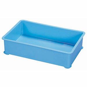 サンコー PP大型カラー番重 A型 ブルー ABV8601