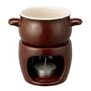 KINTO キントー ほっくり バーニャカウダー 茶 16471 5997920