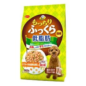 日本ペットフード ビタワン もっちりふっくら 低脂肪 ささみ 小魚 緑黄色野菜入り 960g 1010351 ◇◇