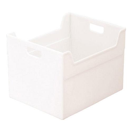 ナカバヤシ かたづけベスト キャパティE5 ファイルボックス FB-E5-CWN ホワイト