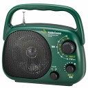オーム電機 AudioComm 豊作ラジオDX IPX4 ワイドFM対応 RAD-F439N