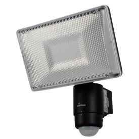 オーム電機 monban LEDセンサーライト LS-A1134B-K
