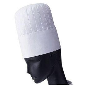 コック帽 抗菌 ホワイト 白 M FH-15 SBU5101 【サーヴォ サンペックスイスト 業務用 ユニフォーム 制服 帽子】