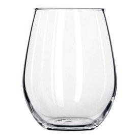 リビー ステムレス ホワイトワイングラスNo.217 6個入 【Libbey 白ワイン 】