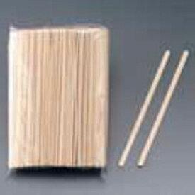 やなぎプロダクツ 木製マドラー 200本入 16.5cm Y-085 GMD0402