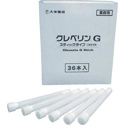 大幸薬品 クレベリンG スティックタイプ 詰替え用 36本入 XKL2303