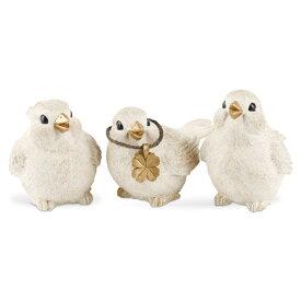 キシマ LITTLE BIRDS GARDEN ORNAMENT リトルバーズ ガーデンオーナメント KH-61166