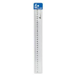 シンワ測定 直定規 アクリル製 30cm 75310