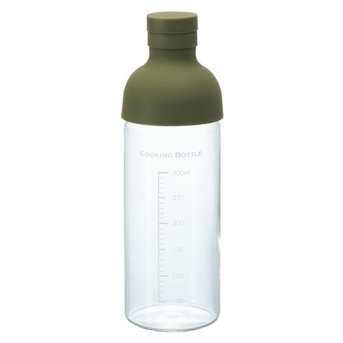 ハリオ HARIO クッキングボトル 300ml オリーブグリーン CKB-300-OG
