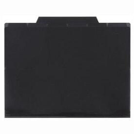 セキセイ 6インデックスフォルダー A4 ブラック ACT-906-60