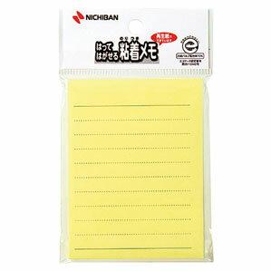 ニチバン ポイントメモ再生紙 罫線入り P-114
