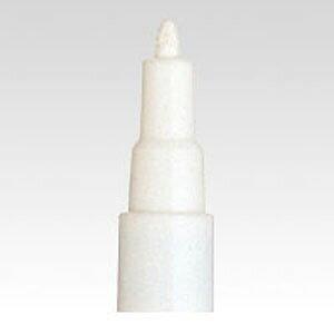 三菱鉛筆 ペイントマーカー 細字 白 PX21.1