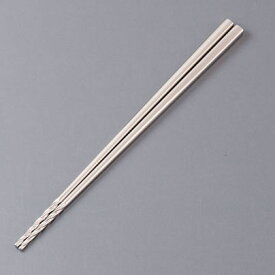 三宝産業 UK18-8ステンレス箸 24cm THS1801