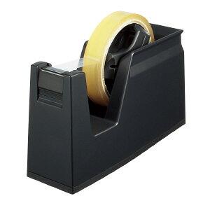 コクヨ テープカッター カルカット 黒 大巻き・小巻きテープ両用 T-SM100D
