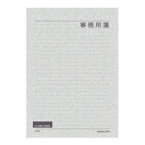 コクヨ 事務用箋 A4 横罫29行 50枚 ヒ-521
