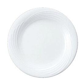 ミヤオ アミューズホワイト 21cm プレート BA200-202 7538060