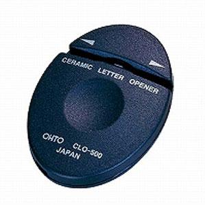 オート セラミックレターオープナー 白 CLO-500クロ