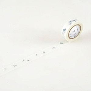 カモ井加工紙 マスキングテープ mt ミナペルホネン CHOUCHO LOGO NAVY MTMINA13