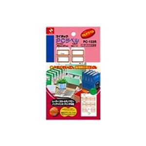 ニチバン マイタック PCインデックス 赤枠 PC-133R