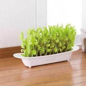 アイコレクション エコロジー加湿器 ミスティガーデン2nd アップルグリーン U602-01