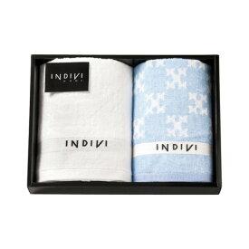 インディヴィ フェイス・ウォッシュタオルセット INCT-150