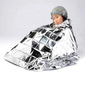 ソーゴ 緊急用 保温簡易寝袋 100cm×200cm