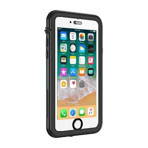 【お試し送料無料】Pyskon パイスコン iPhone 8Plus/7Plus WATERPROOF TOUGH CASE ブラック PS85740i8P【smtb-u】