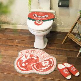 オカトー &Green トイレ2点 洗浄・暖房用 TOMATO