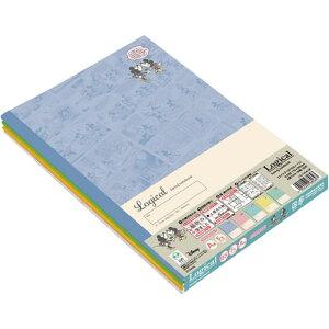 スイングロジカルノート B5 5冊パック ノS-141A-5P 【ナカバヤシ Disney ディズニー】