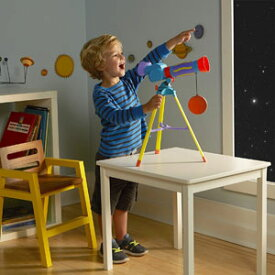 【送料無料】Learning Resources GeoSafari(R) Jr. My First Telescope 初めての天体望遠鏡 EI 5109