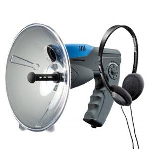 【送料無料】Learning Resources GeoSafari(R) Sonic Sleuth パラボラ集音器 EI 5200【smtb-u】