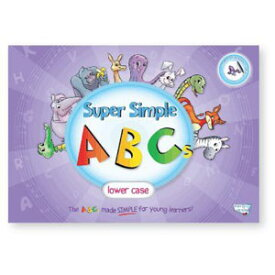 Super Simple Learning Super Simple ABCs 小文字