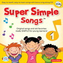 Super Simple Learning Super Simple Songs 'Original' Series: CD1 (第2版)
