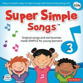 Super Simple Learning Super Simple Songs 'Original' Series: CD3 (第2版)