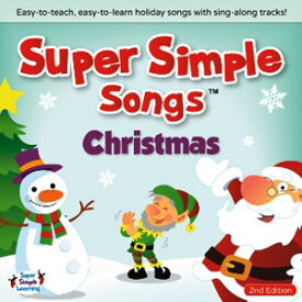 Super Simple Learning Super Simple Songs 'Themes' Series: Christmas CD