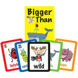 Maple Leaf Publishing Bigger Than (Card Game)