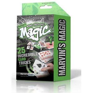 Marvin's Magic マーヴィンズ 仰天マジック カードトリック 25トリック集 MMB 5706