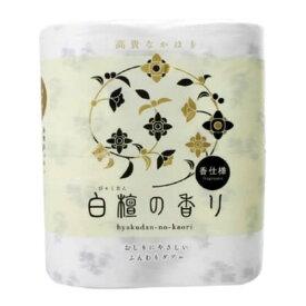 四国特紙 白檀の香り ダブル 4ロール