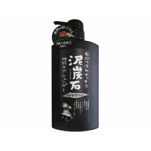 ペリカン石鹸 泥炭石 地肌ケアシャンプー 500ml